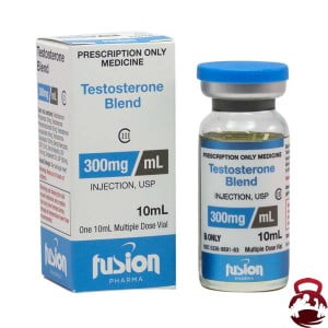 Fusion Testosterone Blend