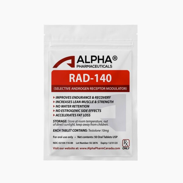 Alpha Pharma RAD-140